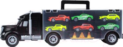 Автомобиль игрушечный Sima-Land Перевозчик 6 в 1 / 1448948