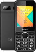 Мобильный телефон Texet TM-D326 (черный) -