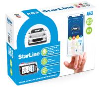 Автосигнализация StarLine A63 2CAN-2LIN ECO -