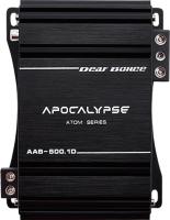 Автомобильный усилитель Alphard Apocalypse AAB-500.1D -