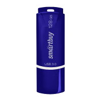 Usb flash накопитель SmartBuy Crown Blue 128GB (SB128GBCRW-Bl) -