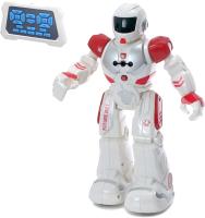 Радиоуправляемая игрушка Zhorya Робот. Смарт бот / 5034718 (красный) -