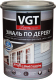 Эмаль VGT ВД-АК-1179 Профи по дереву (1кг, джинсовый синий) -