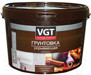 Грунтовка VGT ВД-АК-0301 для внутренних работ укрывающая