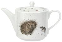 Заварочный чайник Portmeirion Wrendale Designs Колючий друг / WN4090-XT -