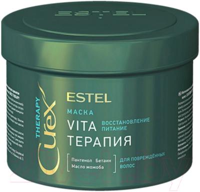 Маска для волос Estel Professional Curex Therapy Vita-терапия для поврежденных волос