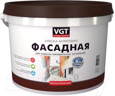 Краска VGT ВД-АК-1180 Фасадная