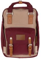 Рюкзак Михи Михи XL / TM08722 (бордовый/коричневый) -