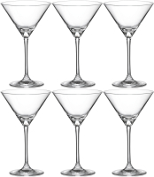 Набор бокалов Rona Martini 21 6006/210 (6шт) -