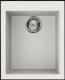 Мойка кухонная Elleci Quadra 100 Bianco Titano G68 / LGQ10068 -