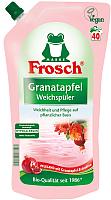 Ополаскиватель для белья Frosch Гранат (1л) -