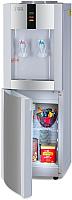 Кулер для воды Ecotronic V21-LE со шкафчиком (белый/серебристый) -