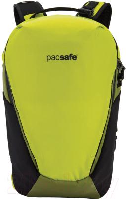 Рюкзак Pacsafe Venturesafe X18 / 60515512 (салатовый)