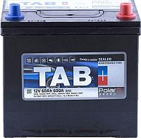Автомобильный аккумулятор TAB Polar S Asia 60 JR / 246860 (60 А/ч) -