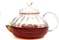 Заварочный чайник Good Life Лотос / 05041 с колбой (600мл) -