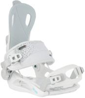 Крепления для сноуборда Prime Snowboards Cool-C1 / 0002645 (L/41-45, белый) -