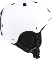 Шлем горнолыжный Prime Snowboards Fun F1 / 0001814 (р-р 53-55, белый) -