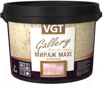 Штукатурка декоративная VGT Мираж MAXI