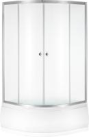 Душевой уголок Saniteco SN-8200W (100x100) -