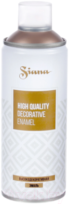 Эмаль Siana High Quality
