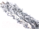 Мишура Белбогемия M-19-049-2 / 92249 (2м, серебристый) -