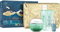 Набор косметики для лица Biotherm Biotherm Aquasource гель увл+эл д/лица+мусс д/умыв+лосьон+космет (50мл+7мл+50мл+100мл) -