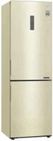 Холодильник с морозильником LG DoorCоoling+ GA-B459CEWL -