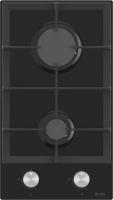 Газовая варочная панель Zorg Technology Domino BL (черный) -