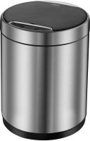 Сенсорное мусорное ведро WeltWasser Kidy MT 9L (матовая сталь) -
