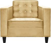 Кресло мягкое Brioli Вилли (B2/бежевый) -