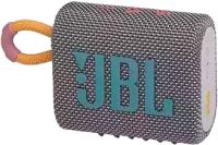 Портативная колонка JBL Go 3 (серый) -