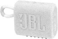 Портативная колонка JBL Go 3 (белый) -
