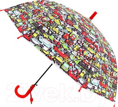 Зонт-трость Михи Михи Машинки MM07608