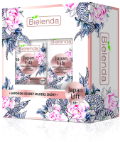 Набор косметики для лица Bielenda Bielenda Japan Lift 50+ крем для лица 50мл + крем для век 15мл -