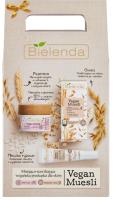 Набор косметики для лица Bielenda Bielenda Vegan Muesli крем для лица 50мл + крем для век 15мл -