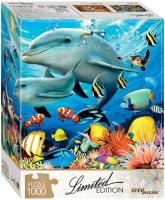 Пазл Step Puzzle Подводный мир / 79803 (1000эл) -