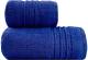 Полотенце Файбертек Ilanni Lux Microcotton 70x140 (indigo) -