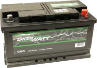 Автомобильный аккумулятор Gigawatt R+ / 0185758006 (80 А/ч) -