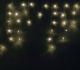 Светодиодная бахрома SHLights OIC100LSE-WW-T-I4-F (0.5x2м) -