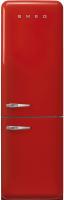 Холодильник с морозильником Smeg FAB32RRD5 -