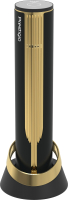 Штопор для вина Prestigio Maggiore Smart Wine Opener / PWO104GD (черный/золото) -
