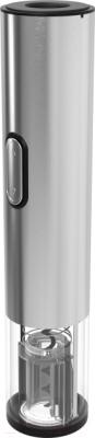 Штопор для вина Prestigio Garda Smart Wine Opener / PWO105SL (серебристый)