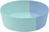 Миска для животных Tarhong Dual / PE20771875 (голубой) -