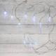 Светодиодная бахрома Neon-Night Сосульки / 303-068 (белый) -