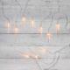 Светодиодная бахрома Neon-Night Сосульки / 303-067 (теплый белый) -
