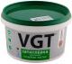 Шпатлевка VGT Экстра по дереву (1кг, дуб) -