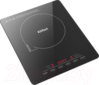 Электрическая настольная плита Kitfort KT-125