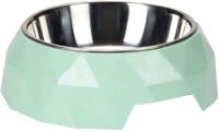 Миска для животных Beeztees Diamond / 650680 (зеленый) -