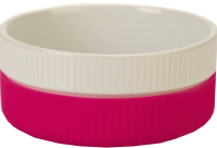 Миска для животных Beeztees Bik / 651490 (розовый) -