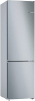 Холодильник с морозильником Bosch KGN39UL22R -